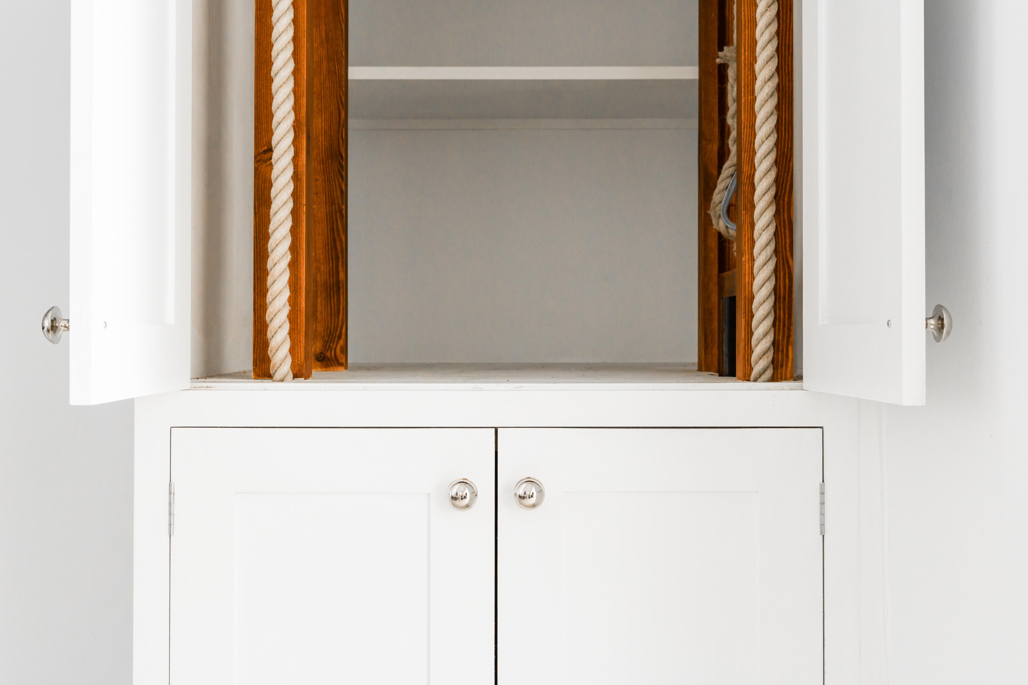 Handmade interior Bespoke Cabinetry