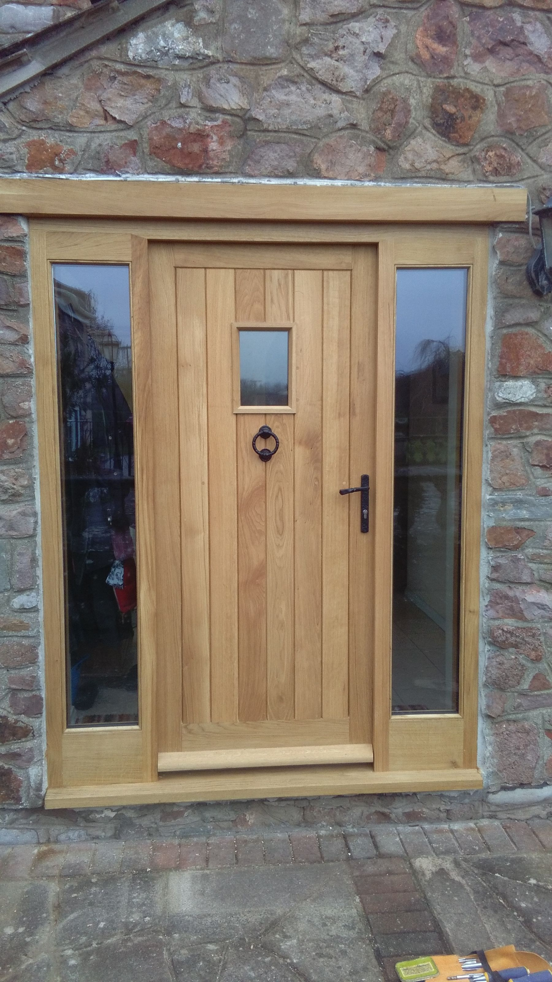 Bespoke Front Doors Homemade Doors Hawker Joinery