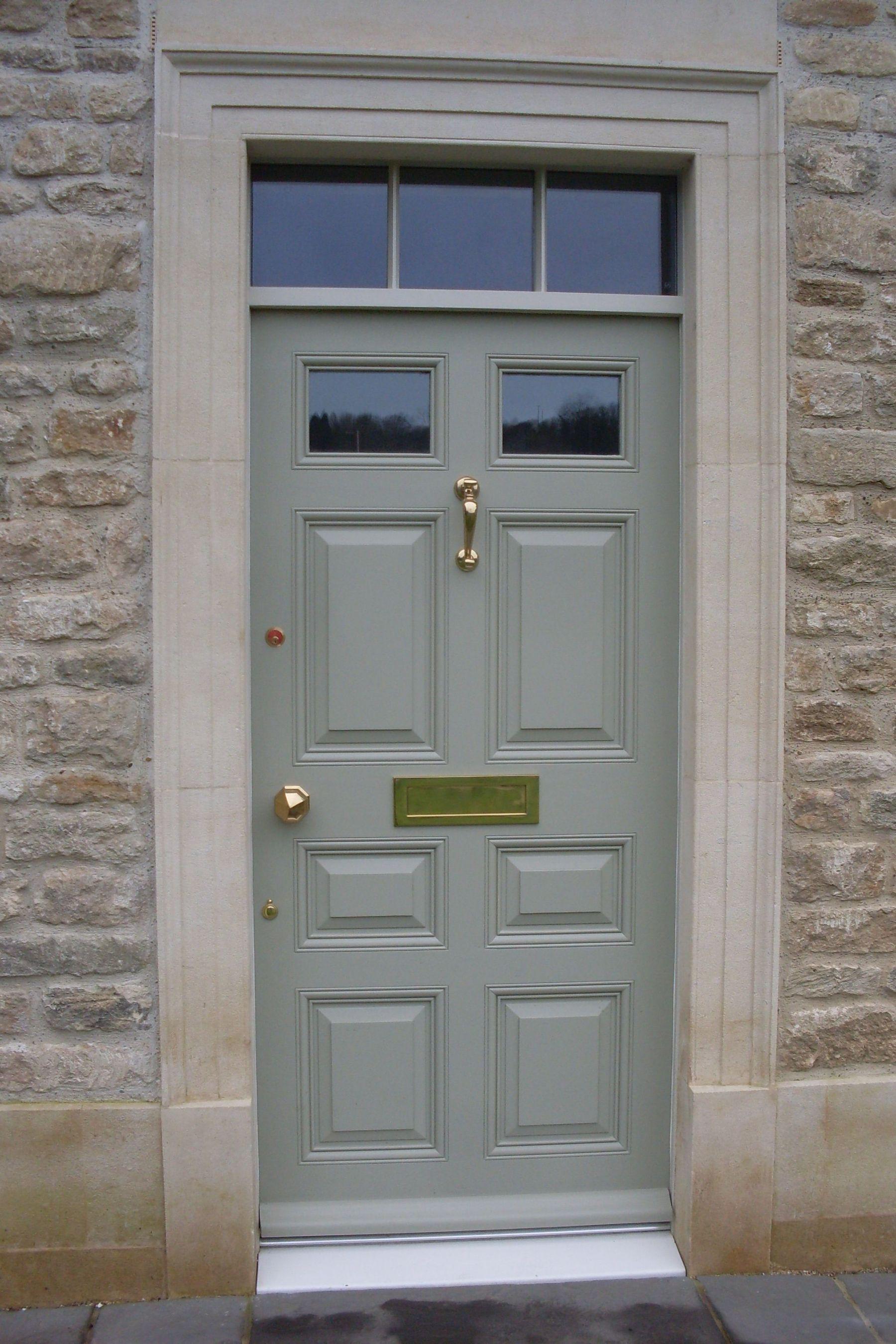 Bespoke Front Doors Homemade Doors Hawker Joinery